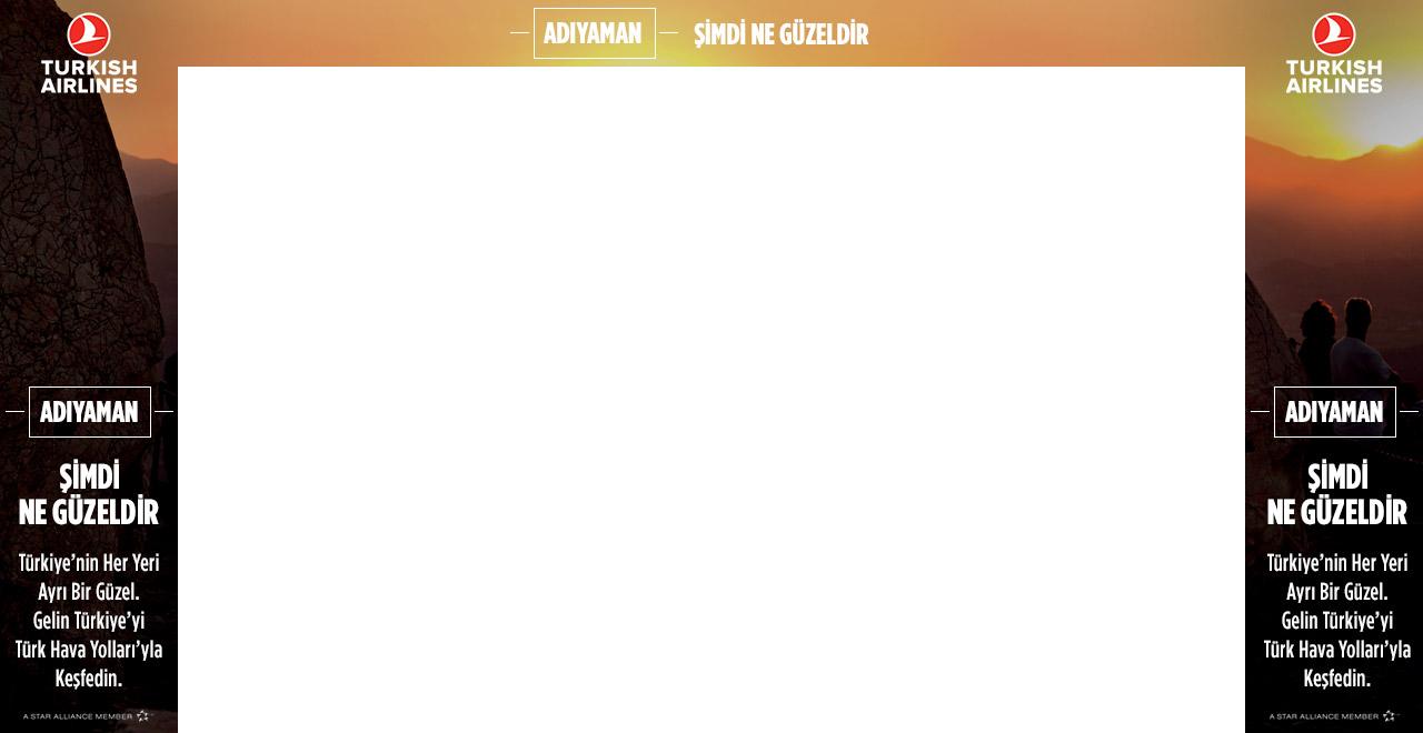 THY Gezi Sayfası - Adıyaman