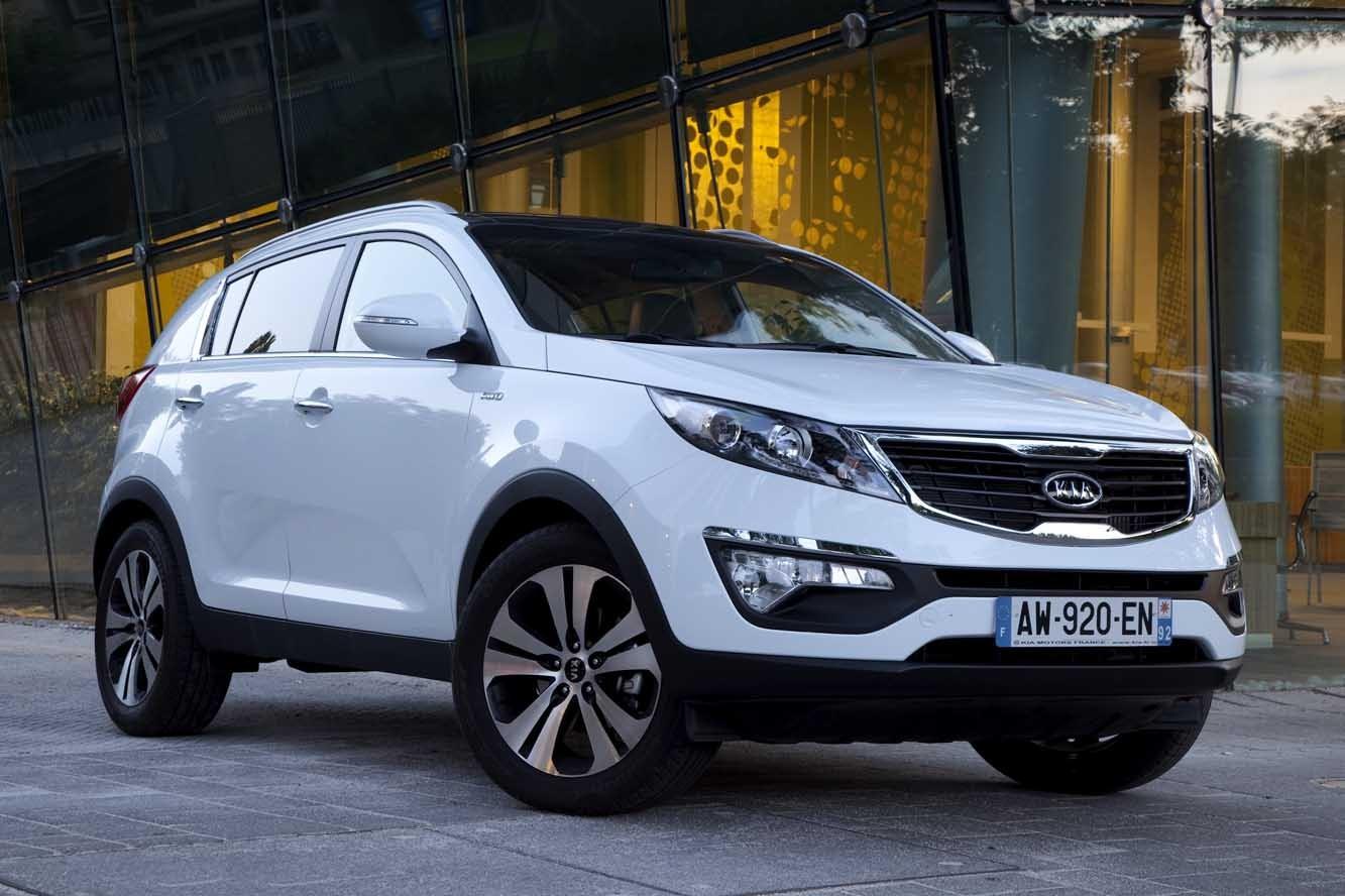 Satılık 2013 model Kia Sportage
