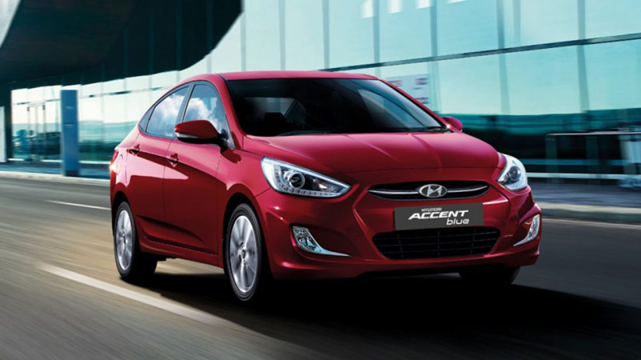 Satılık 2018 model Hyundai Accent Blue