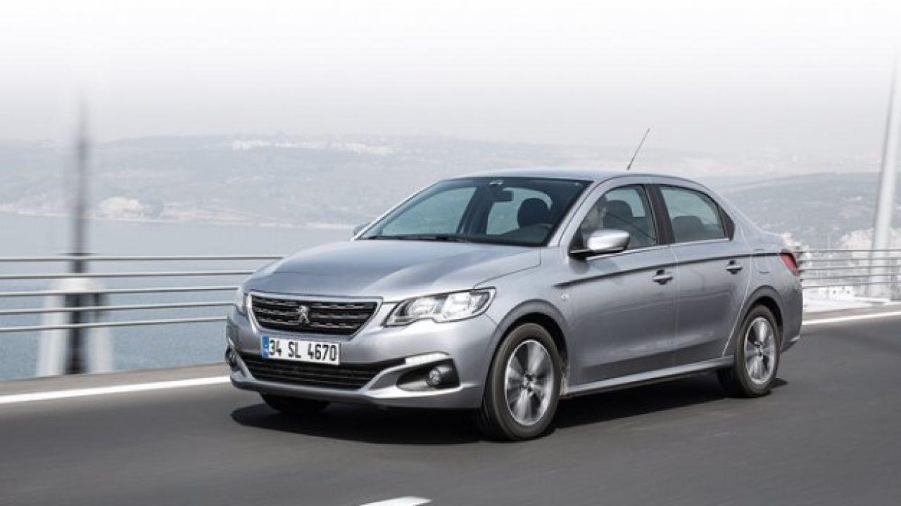 Satılık 2018 model Peugeot 301