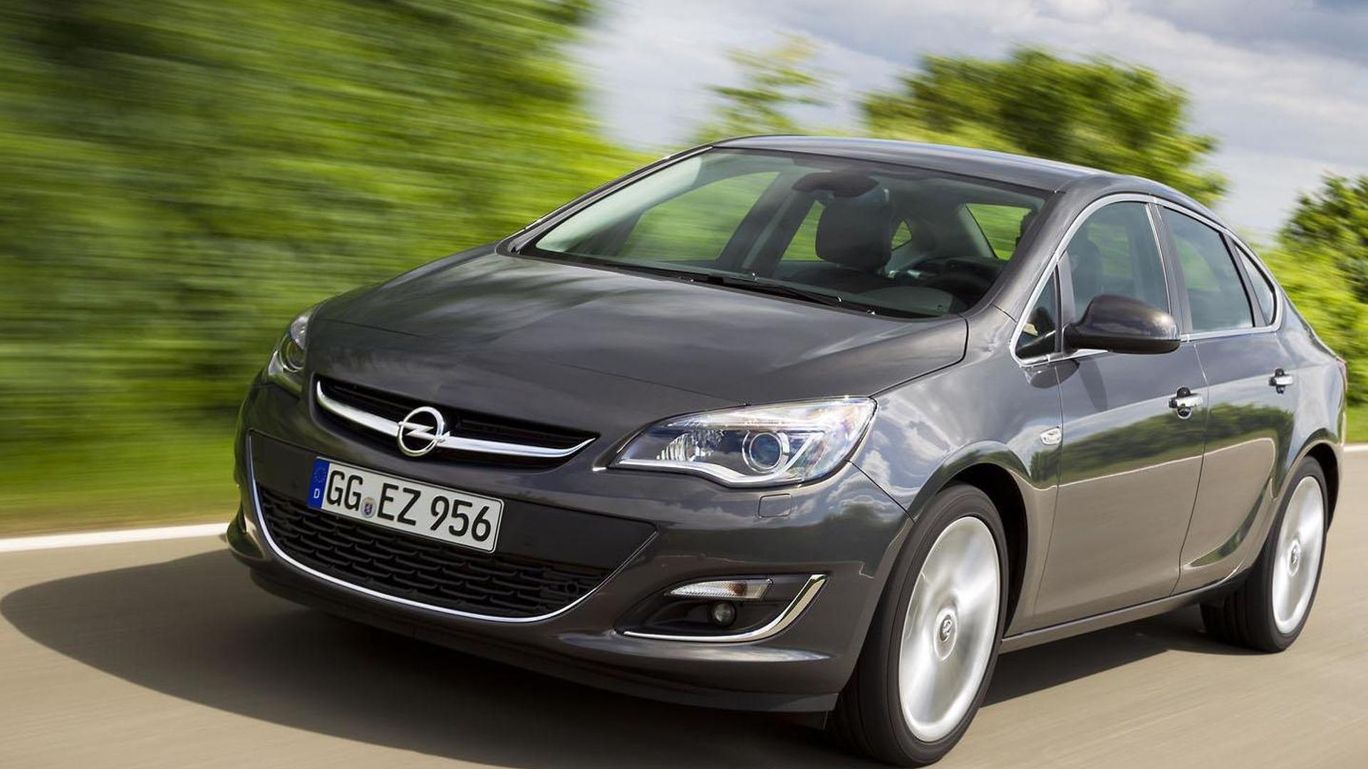 Satılık 2014 model Opel Astra
