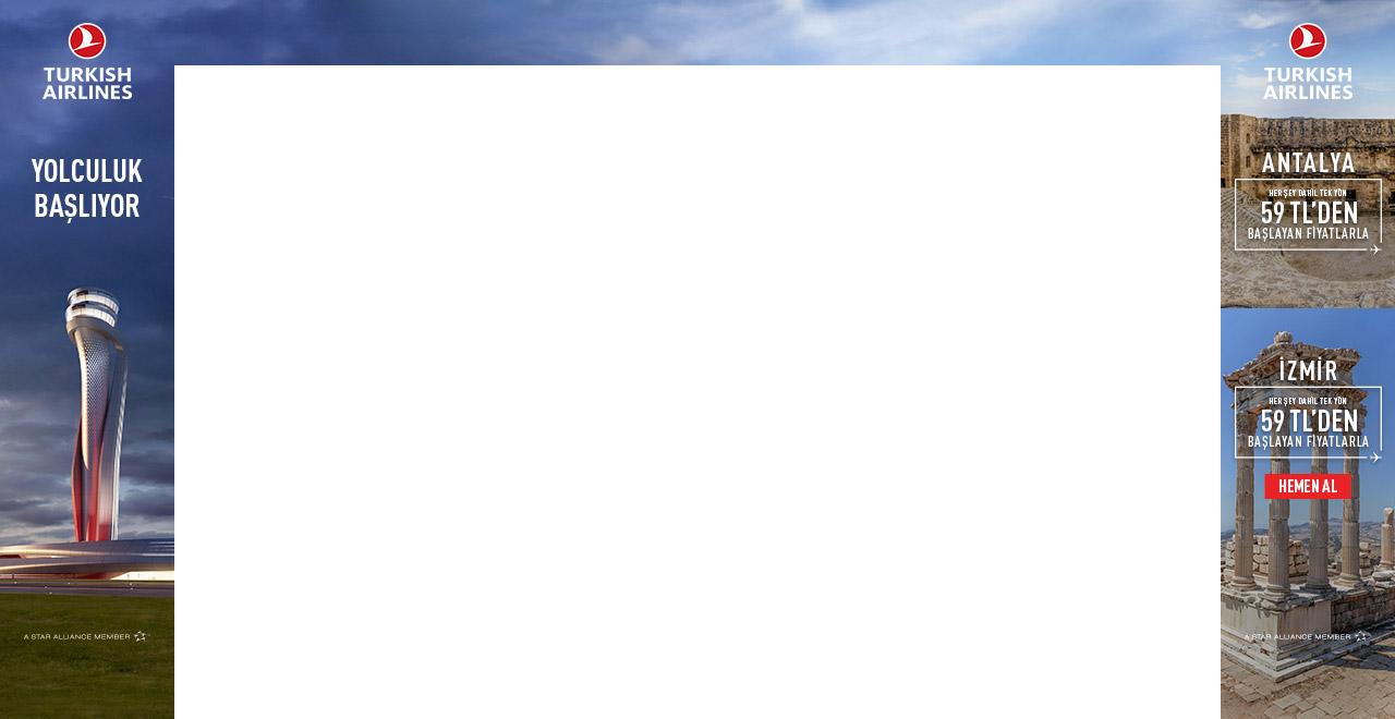 THY - Yeni Havalimanı Promosyon - Antalya İzmir