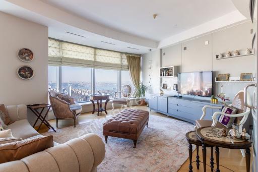 Satılık net 124 m² daire