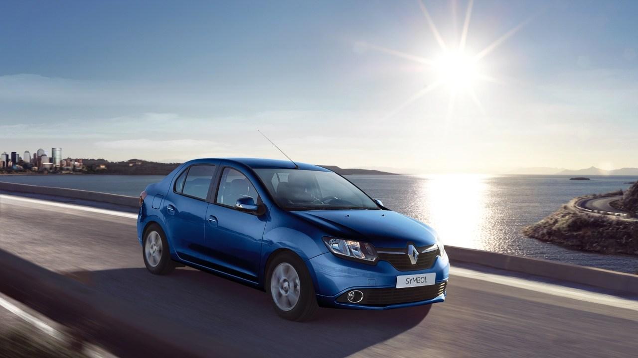 Satılık 2016 model Renault Symbol