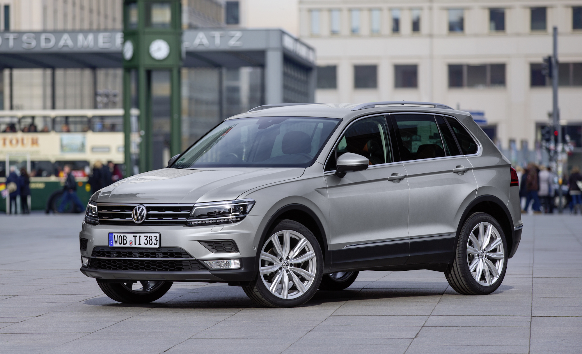 Satılık 2017 model Volkswagen Tiguan