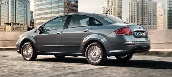 Satılık 2013 model Fiat Linea