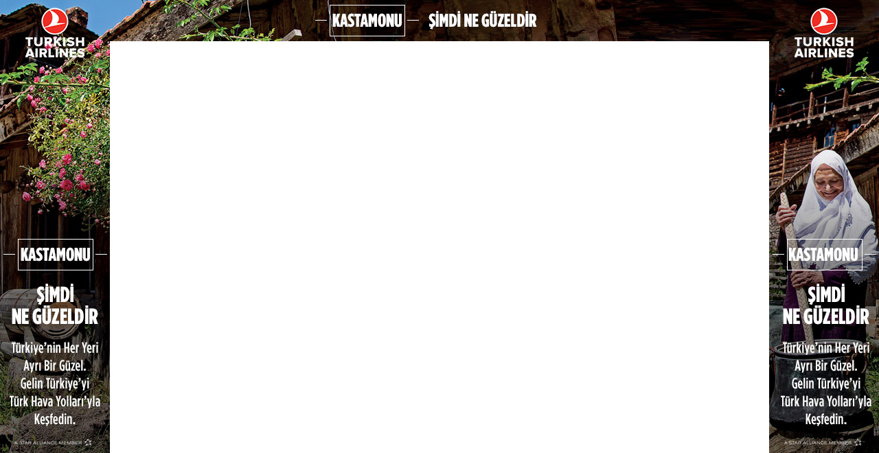 THY Gezi Sayfası - Kastamonu
