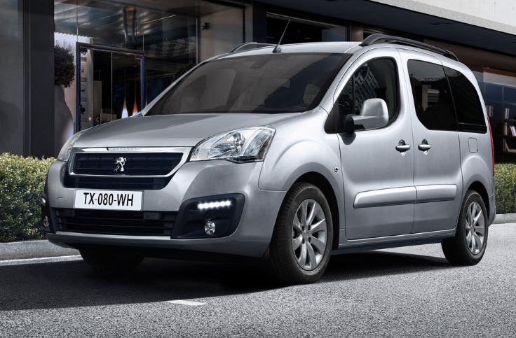Satılık 2016 model Peugeot Partner