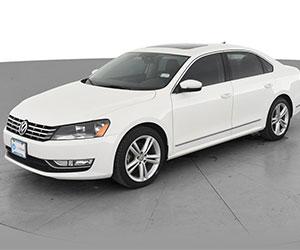 97 bin 500 TL'ye Volkswagen Passat