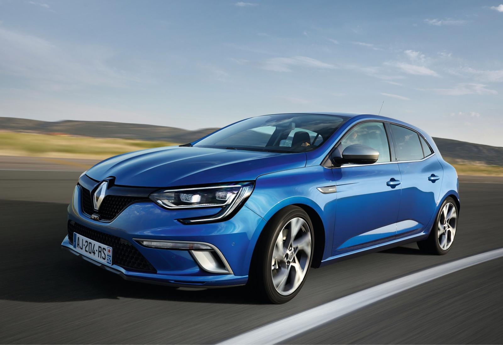 Satılık 2016 model Renault Megane
