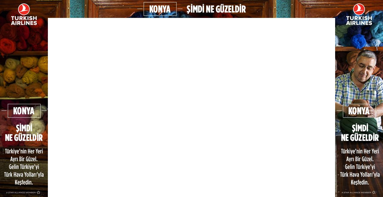 THY Gezi Sayfası - Konya