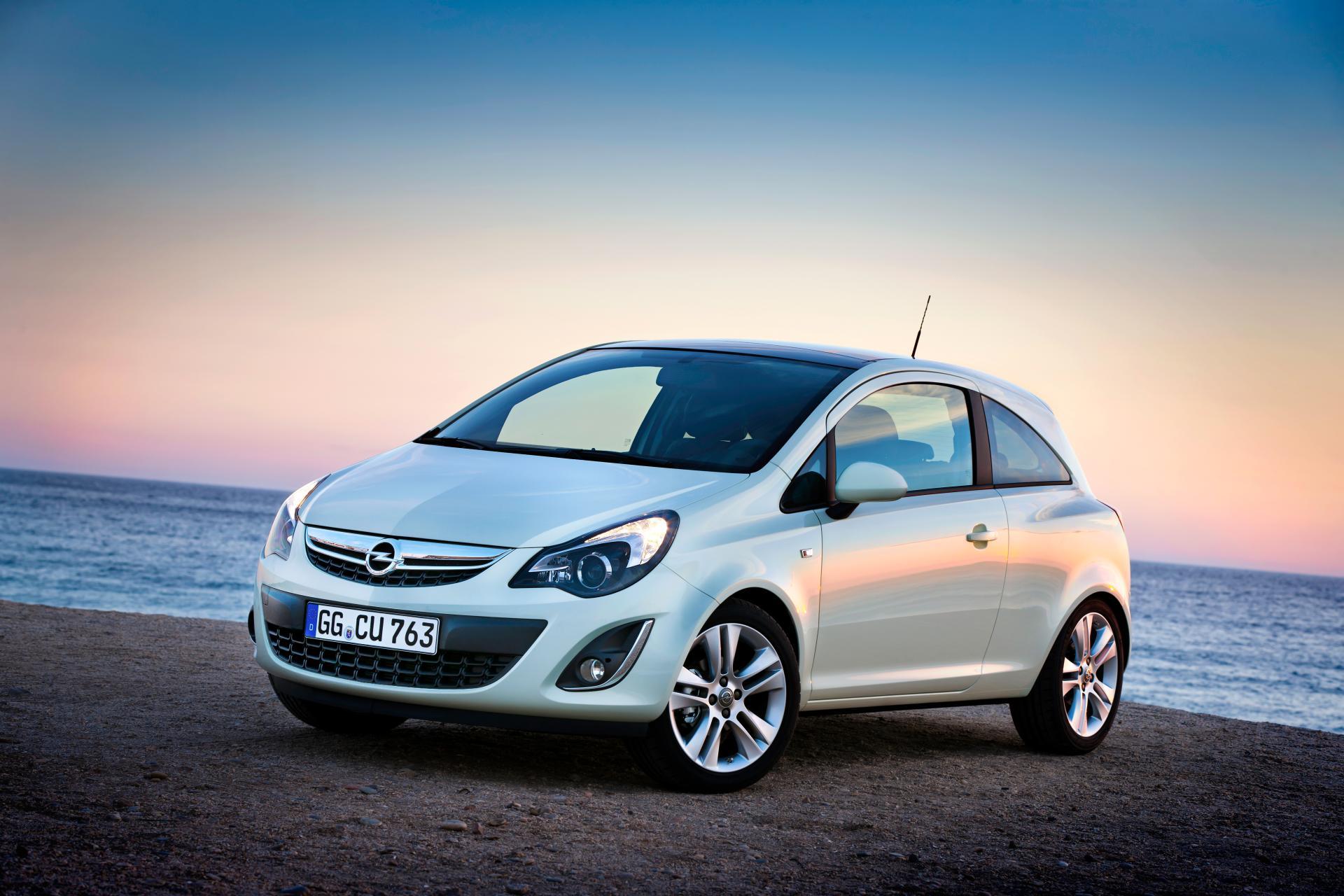 Satılık 2012 model Opel Corsa
