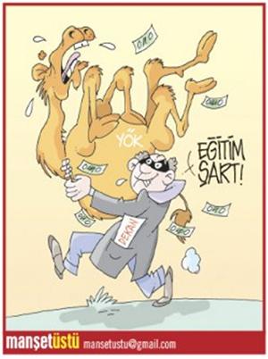 Yeni Akit Gazetesi - Günün Karikatürü 21.10.2017