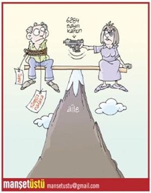 Yeni Akit Gazetesi - Günün Karikatürü 16.11.2017