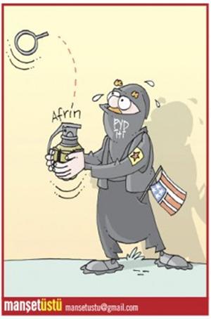 Yeni Akit Gazetesi - Günün Karikatürü 21.11.2017