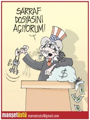 Yeni Akit Gazetesi - Günün Karikatürü 22.11.2017