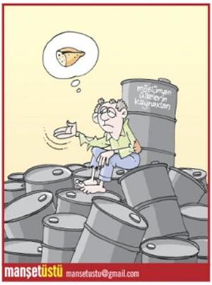 Yeni Akit Gazetesi - Günün Karikatürü 23.11.2017