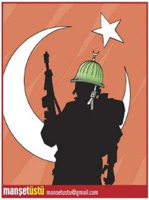 Yeni Akit Gazetesi - Günün Karikatürü 24.11.2017