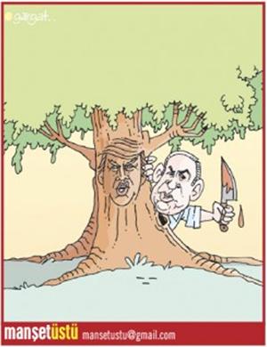 Yeni Akit Gazetesi - Günün Karikatürü 12.12.2017