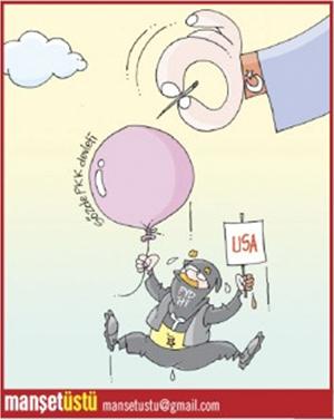 Yeni Akit Gazetesi - Günün Karikatürü 14.01.2018
