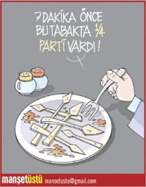 Yeni Akit Gazetesi - Günün Karikatürü 17.01.2018