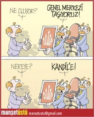 Yeni Akit Gazetesi - Günün Karikatürü 18.01.2018