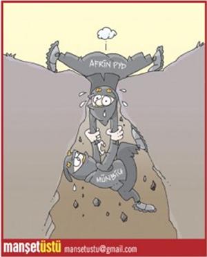 Yeni Akit Gazetesi - Günün Karikatürü 21.01.2018