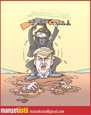 Yeni Akit Gazetesi - Günün Karikatürü 15.02.2018