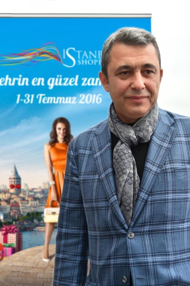 Shopping Fest İcra Kurulu Başkanı İbrahim Çağlar