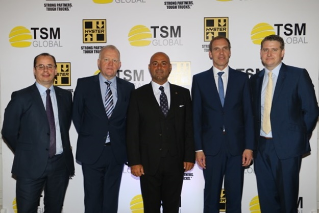 HYSTER ve TSM GLOBAL