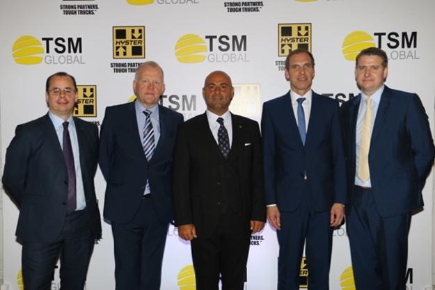 HYSTER ve TSM GLOBAL