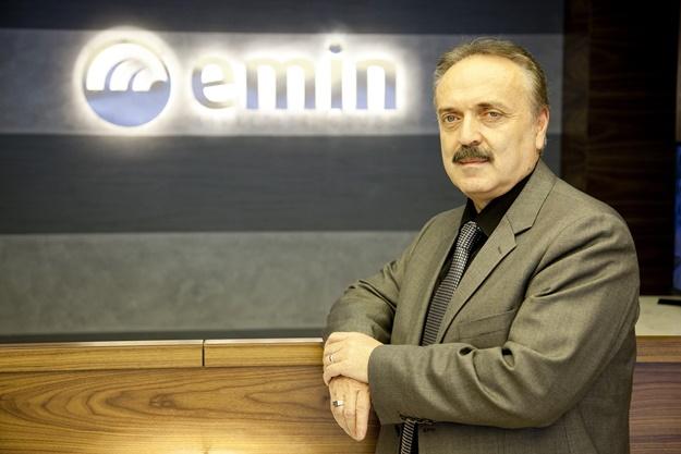 Emin Şirketler Grubu Genel Müdürü İbrahim Çonkar