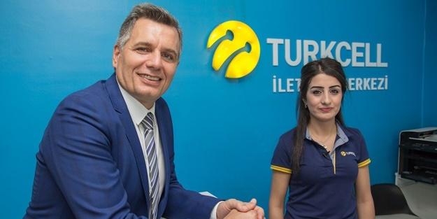 Turkcell Genel Müdür Yardımcısı Murat Erka