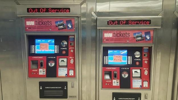 San Francisco metro sistemi