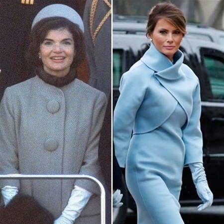 First Ladynin Elbisesinin Anlamı Ne