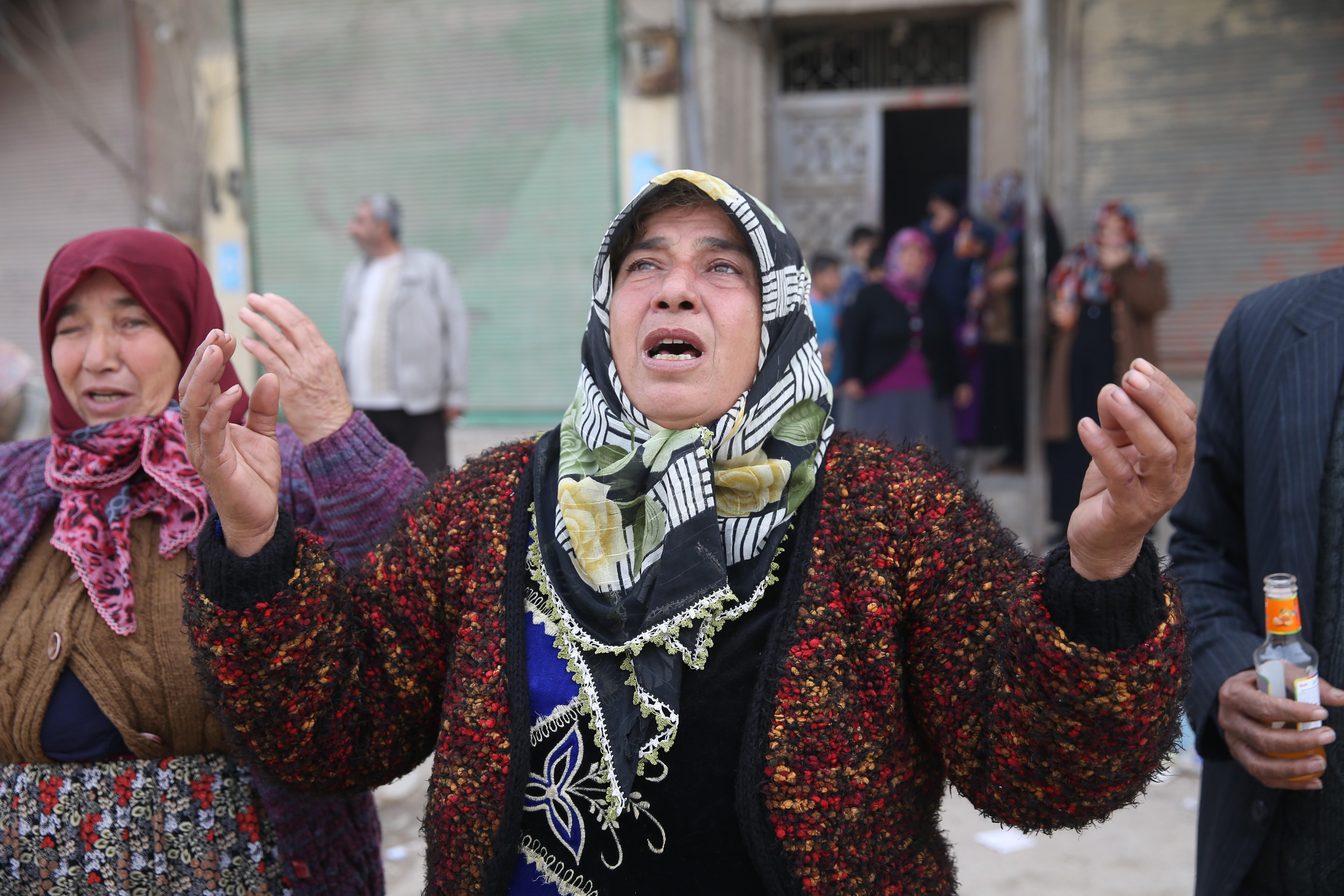 Afrin halkından duygulandıran mesaj: Hep sizi bekledik