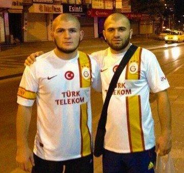 Galatasaray'dan  Nurmagomedov hamlesi!