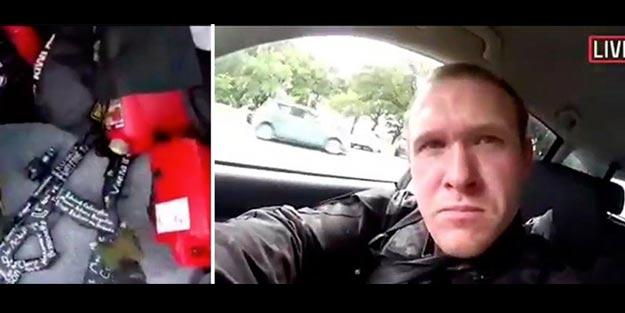 Brenton Tarrant Video Detail: Yeni Zelanda'da Camiye Saldıran Terörist Brenton Tarrant