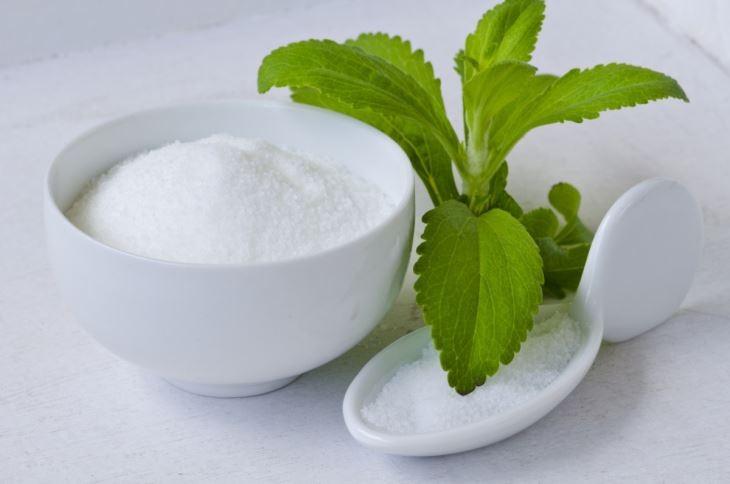 doğal tatlandırıcılar stevia