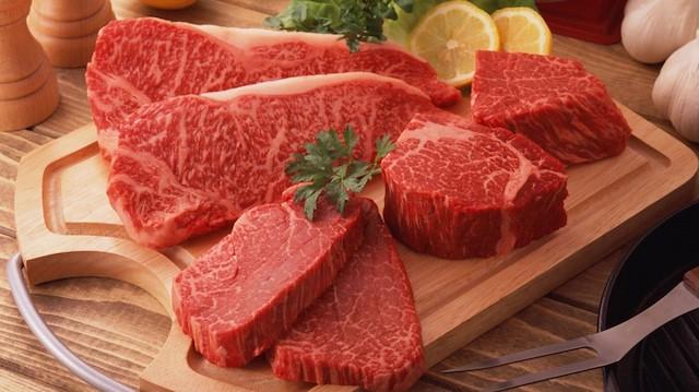 kırmızı etle bulaşan 6 hastalık