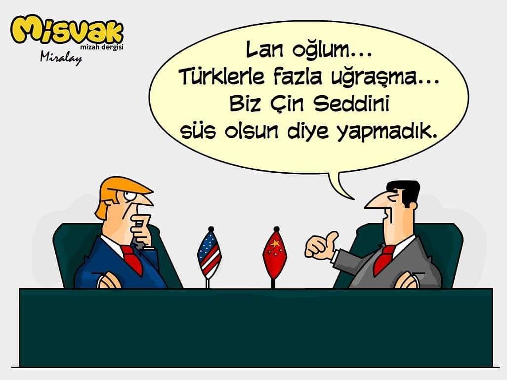 Dikkat Ceken Baris Pinari Harekati Karikaturu Yeni Akit