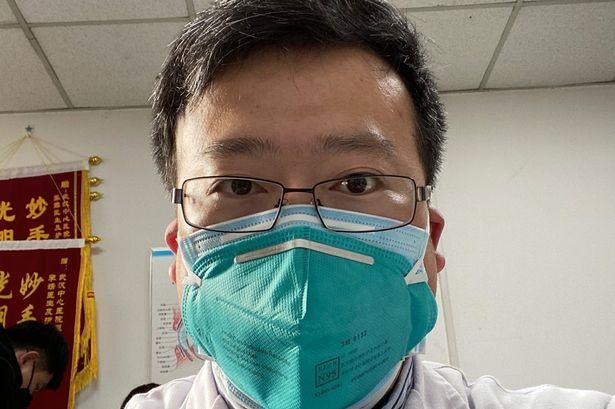 corona virüsünü ilk fark eden doktor