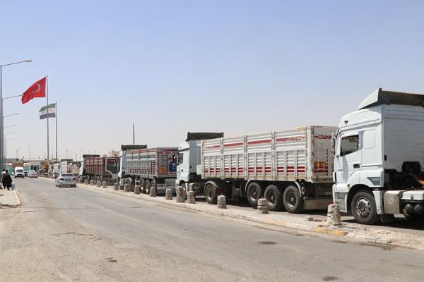 1592730271 7bc49d Teröristlerin zulmünden kurtulan Suriyeli çiftçiler ürünlerini değerinde satabilecek 1