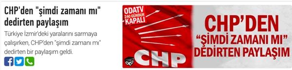 Canan Kaftancıoğlu'ndan Oda TV'yi çıldırtan hareket!