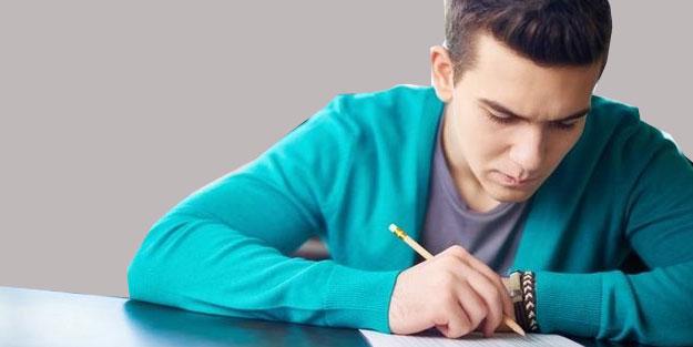 lise yüz yüze sınav soruları