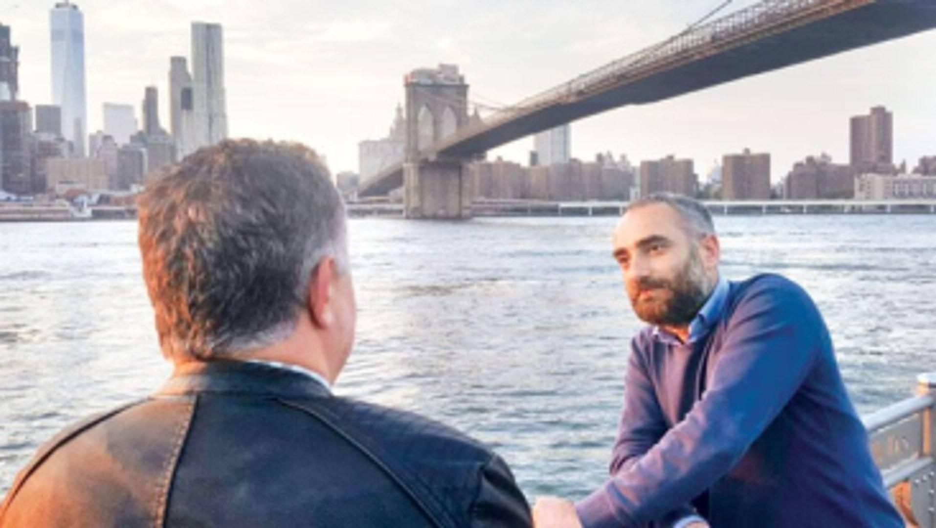 Gazeteci İsmail Saymaz, ByLock'un patentinin sahibi David Keynes adlı Türk asıllı kişi ile New York'ta konuşmuştu.