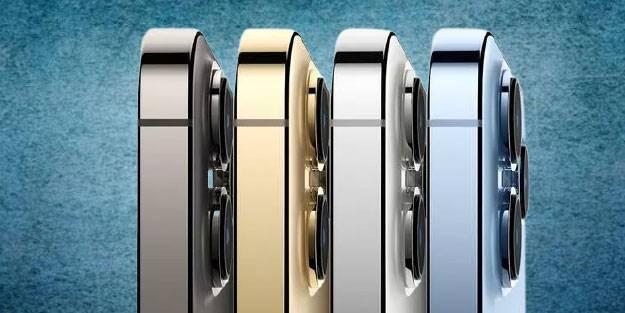 iPhone 13, Mini, Pro ve Pro Max