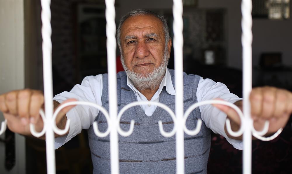 Hayatının 21 yılını İsrail hapishanelerinde geçiren
