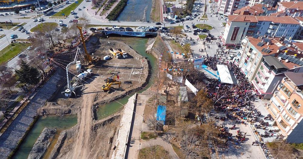Kanal Tokat'ın temeli 23 Mart'ta atıldı.