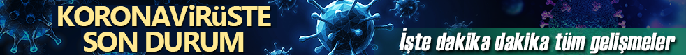 Korona Haberleri - Canlı Korona Haritası